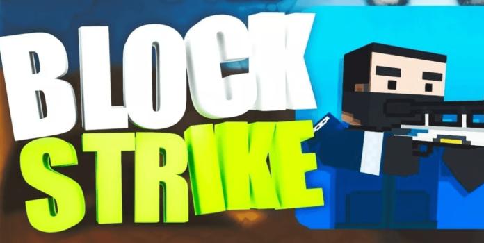 скачать блок страйк