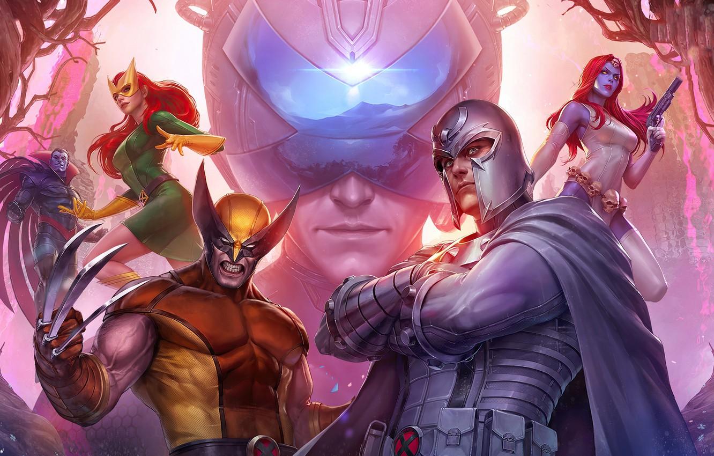 Скачать Marvel future fight