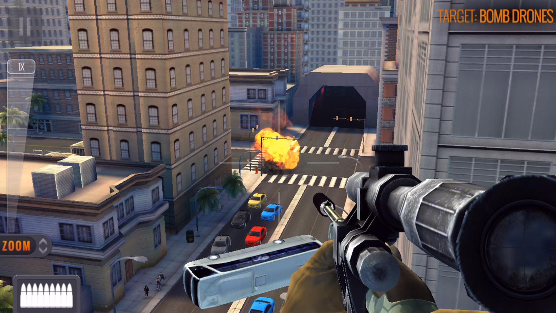 Скачать взлом Снайпер 3д