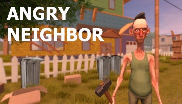 angry neighbor скачать