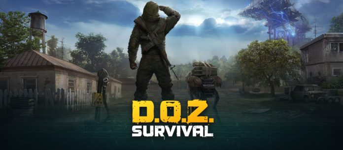 dawn of zombies survival мод