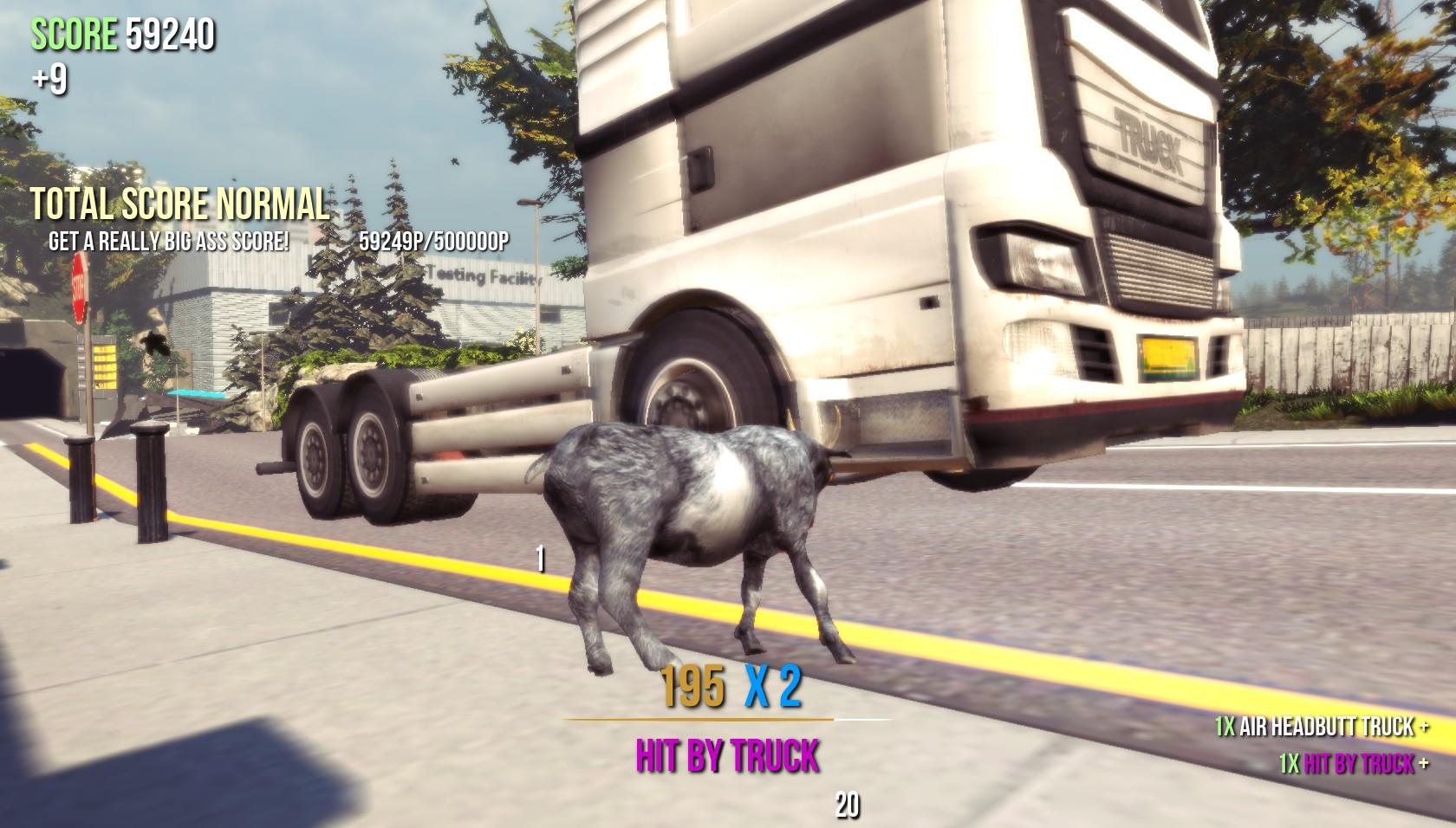 скачать goat simulator