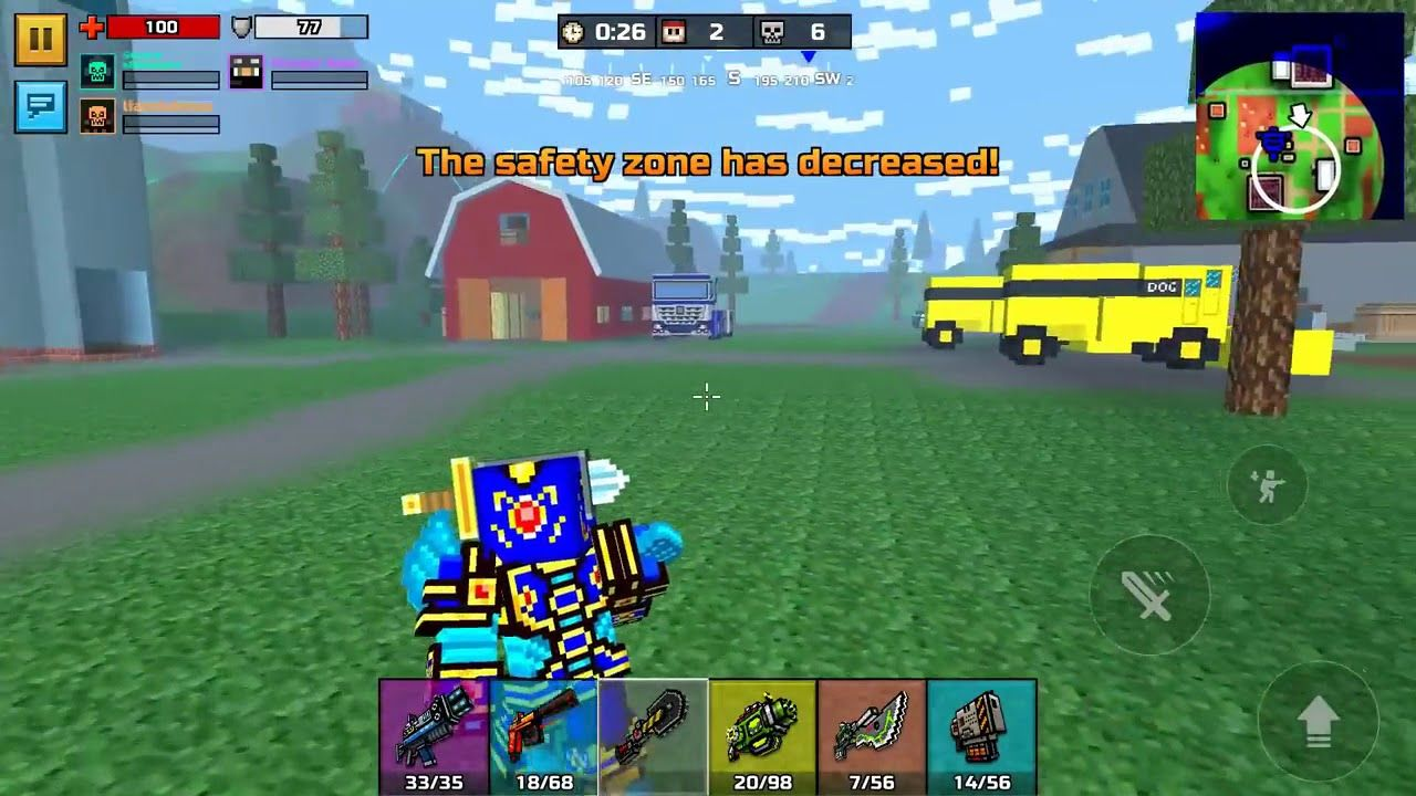 скачать pixel gun 3d