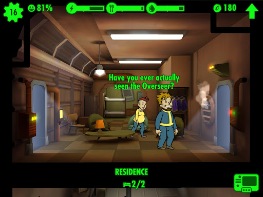 fosse fallout shelter