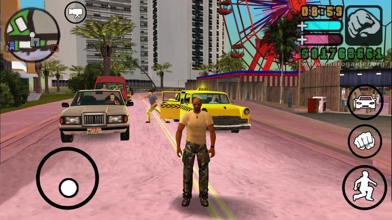 gta vice city stories android