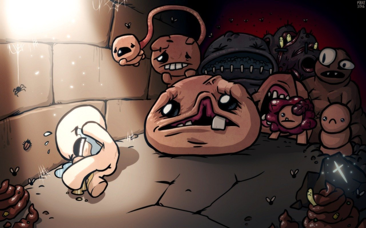 the binding of isaac на андроид