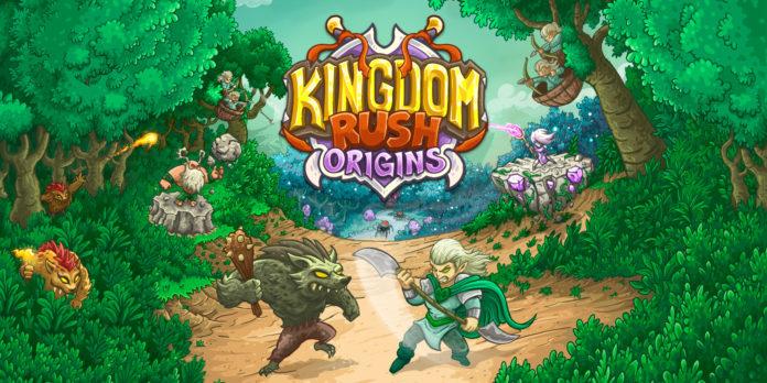 скачать kingdom rush origins