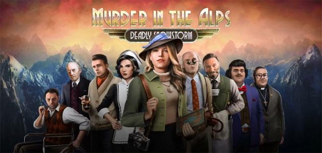 убийство в альпах