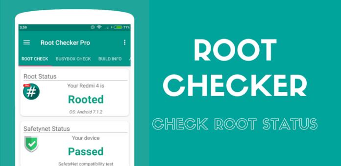 root checker скачать