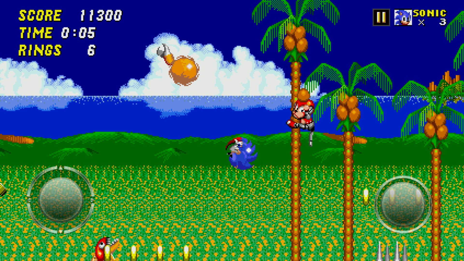 скачать sonic the hedgehog 2