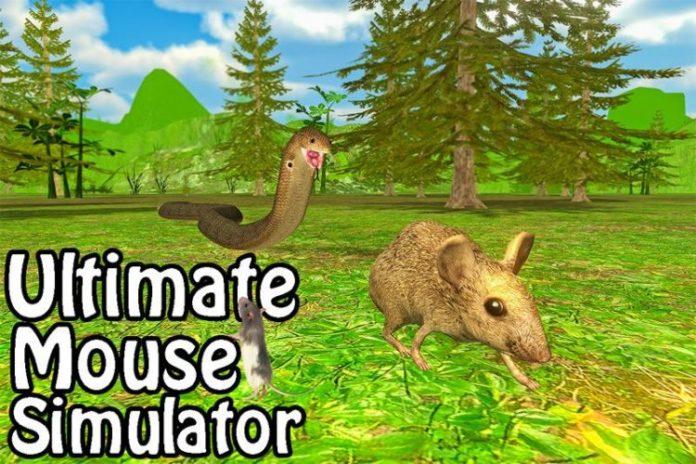 симулятор мыши