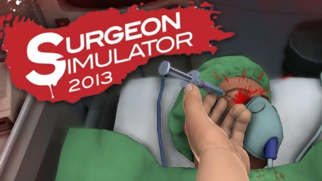 surgeon simulator скачать