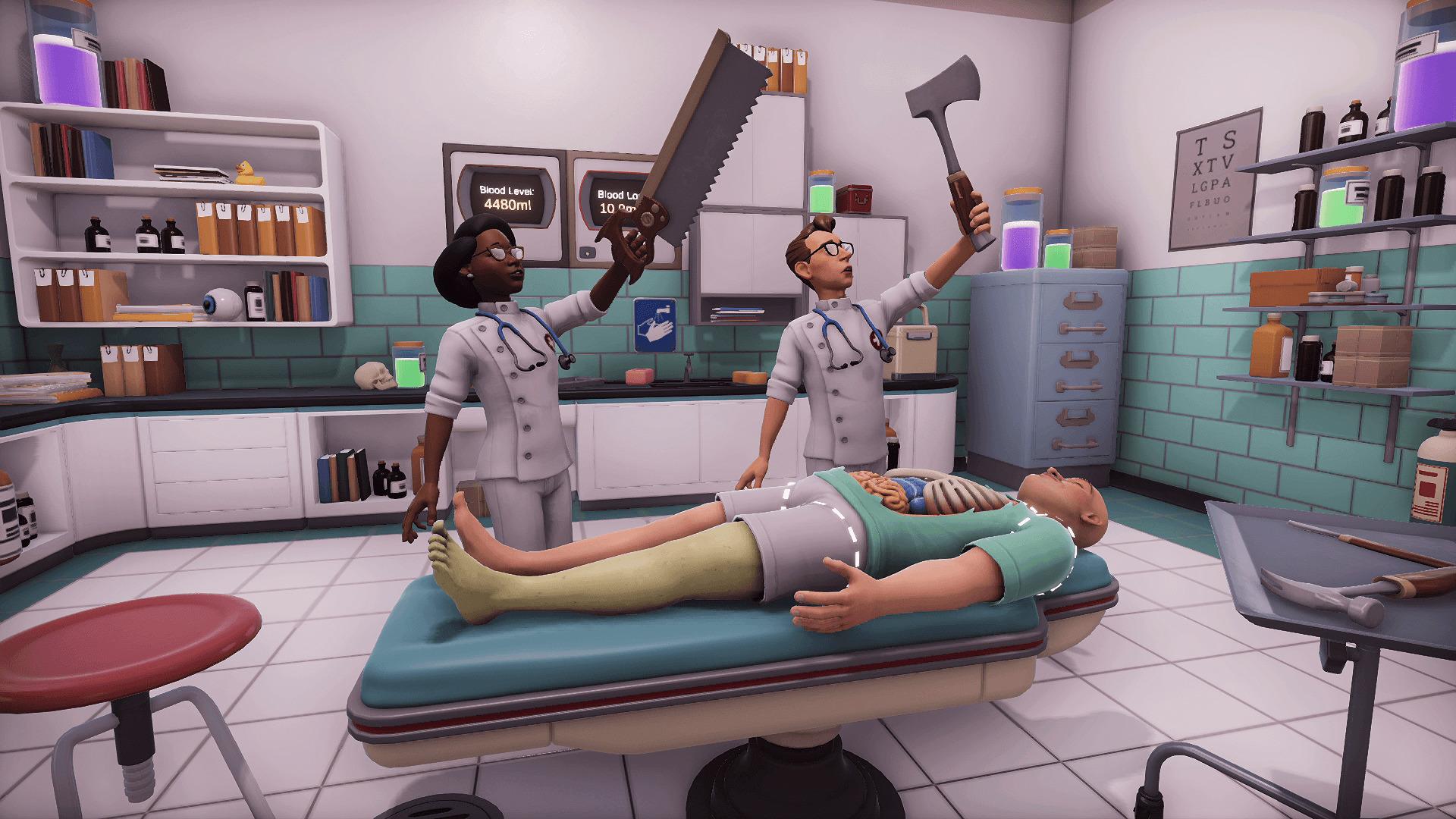 скачать симулятор хирурга