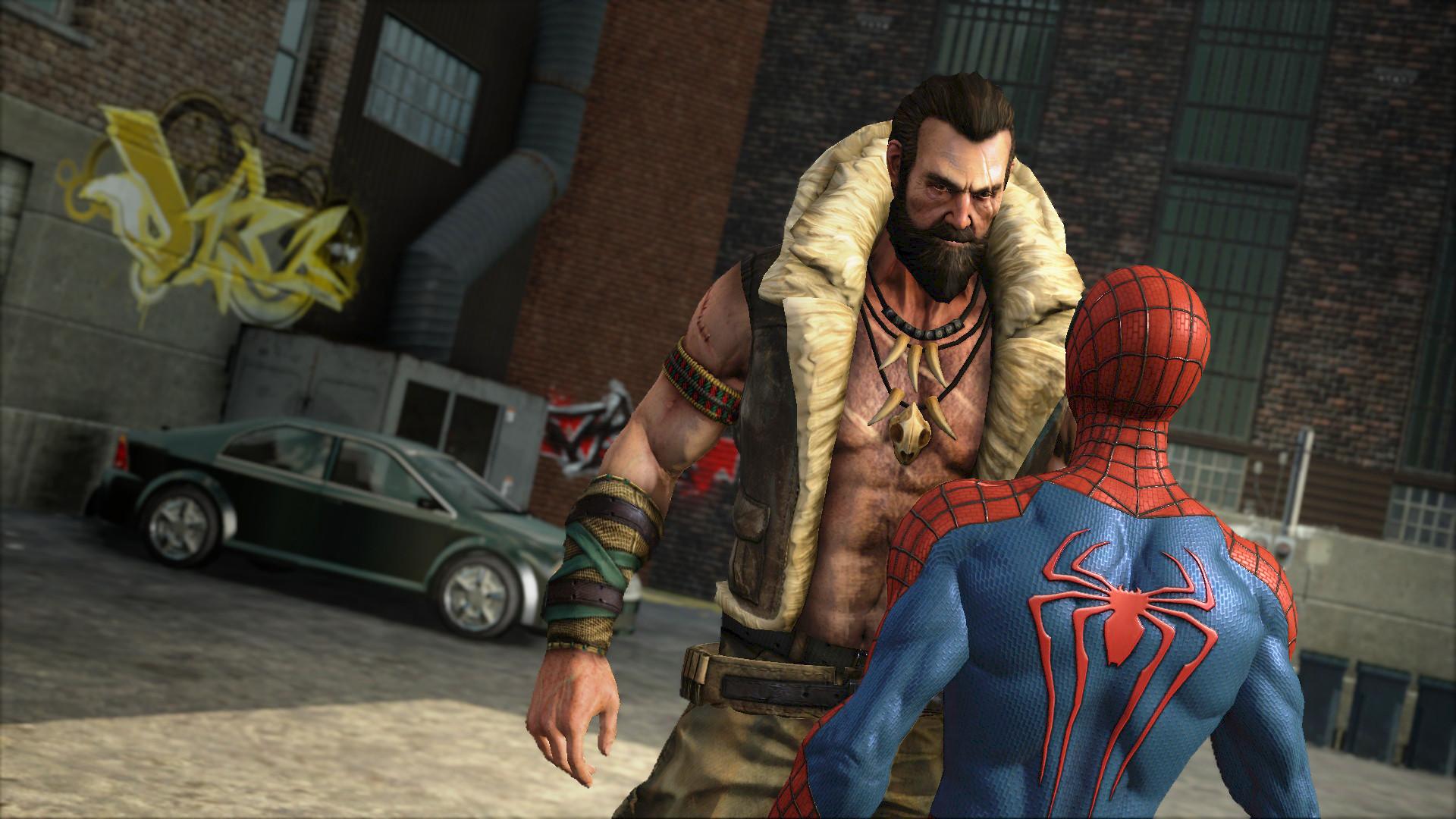 скачать игру человек паук 2