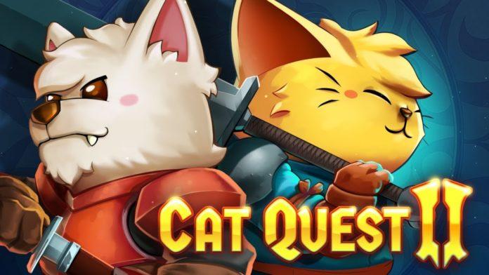 cat quest скачать