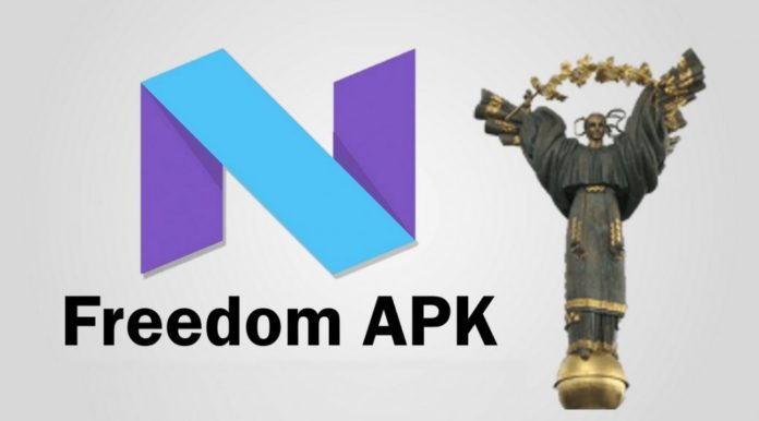 скачать freedom на андроид