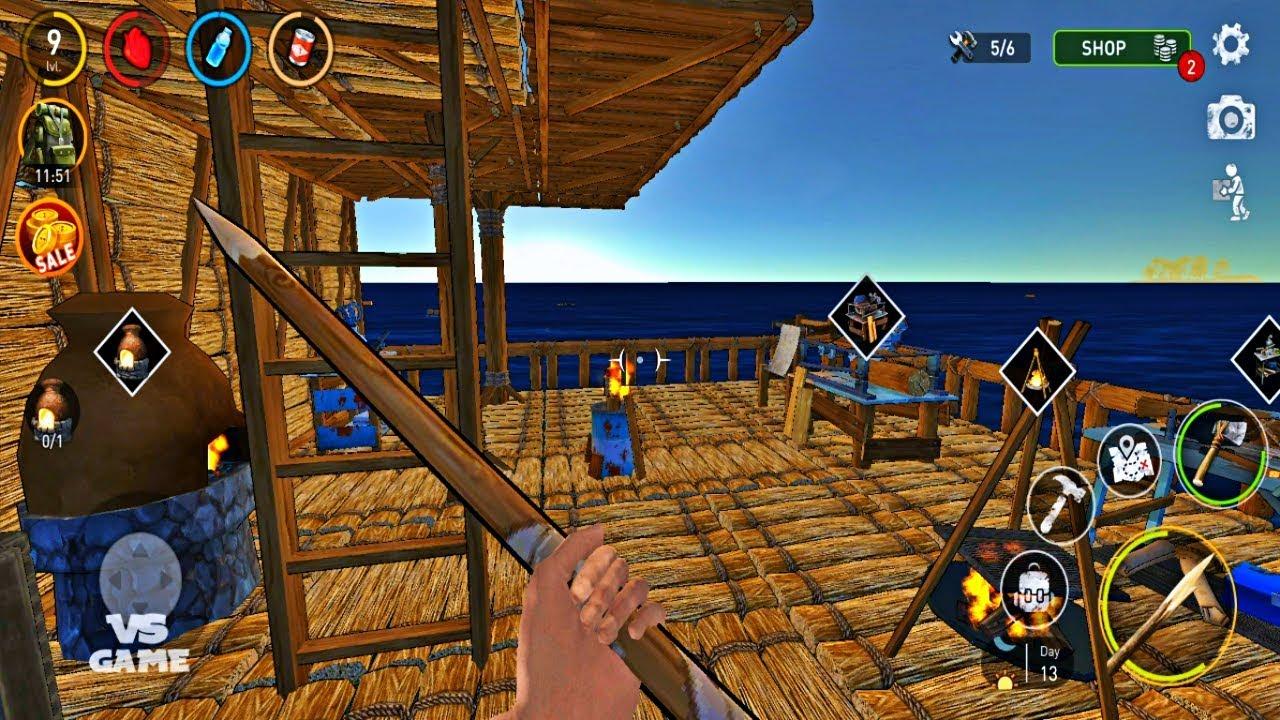 скачать взломанную игру ocean nomad