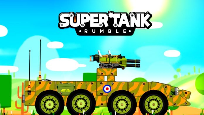 скачать супер битва танков