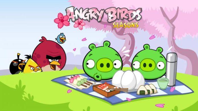 angry birds seasons скачать