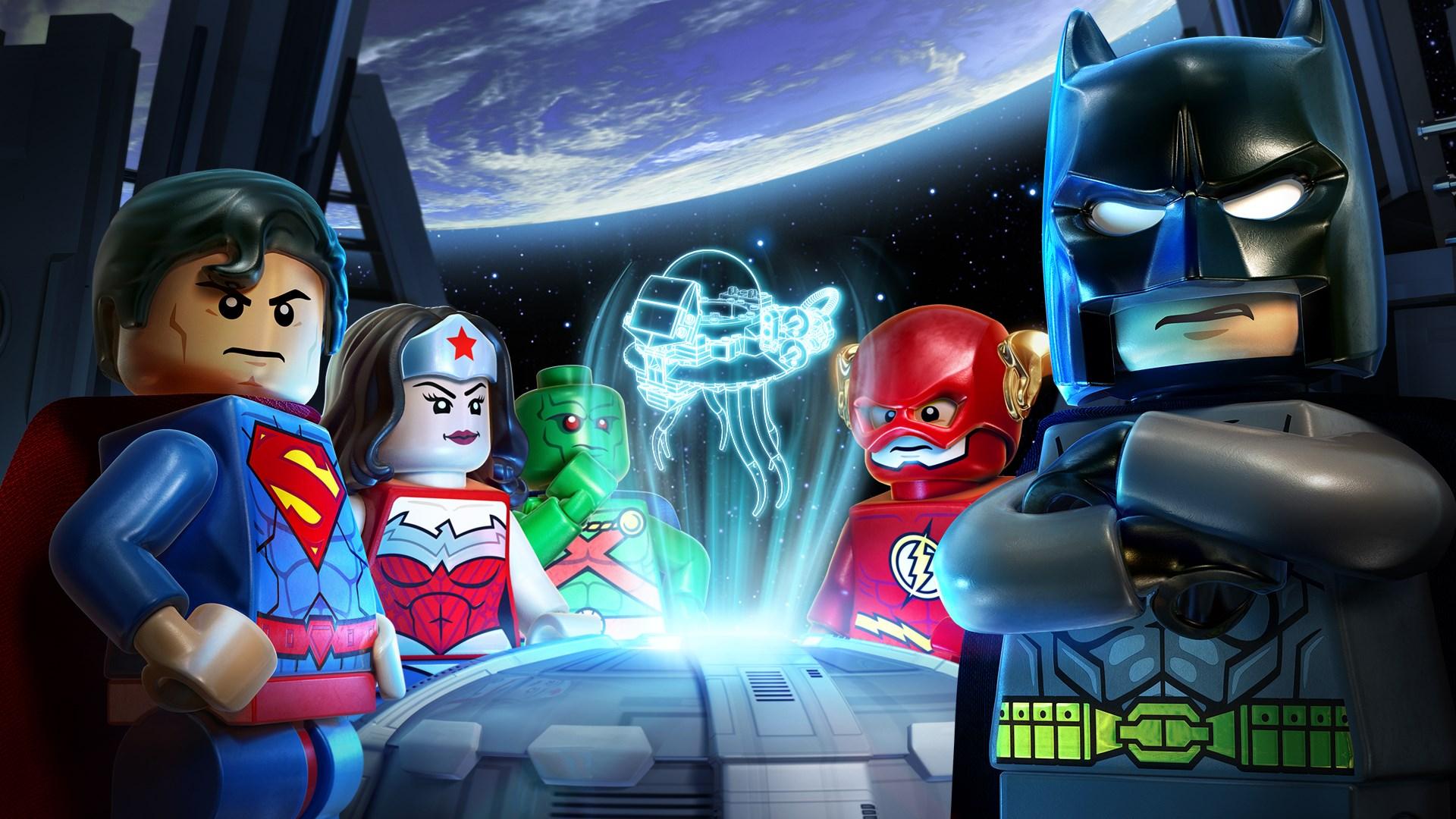 скачать лего бэтмен на андроид