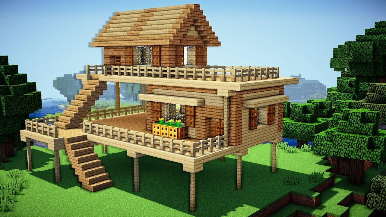Buildings for minecraft