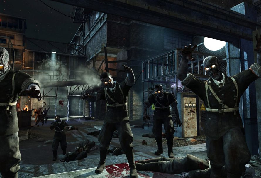 call of duty black ops zombies скачать