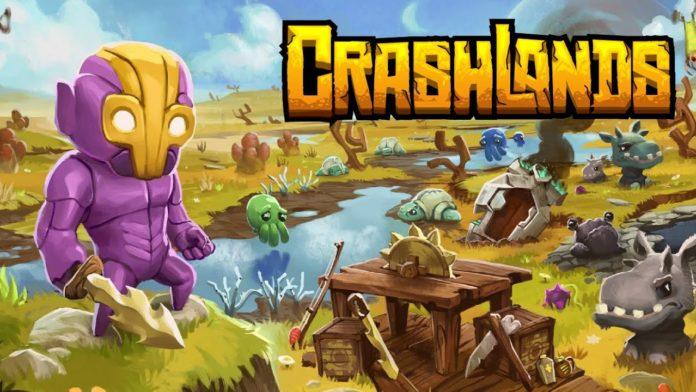 скачать crashlands