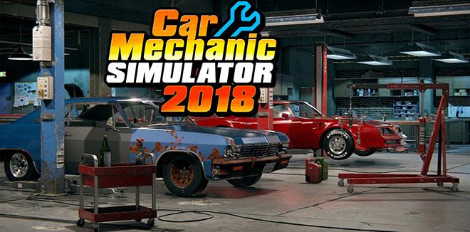 скачать car mechanic simulator 18