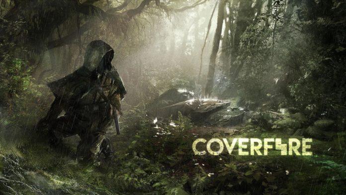 скачать взломанную игру cover fire