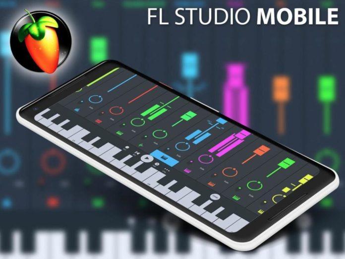 fl studio mobile скачать