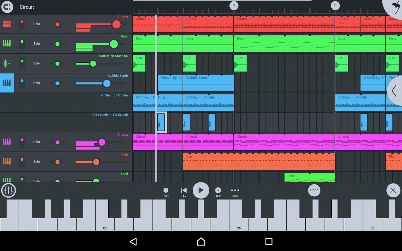 скачать fl studio mobile на андроид