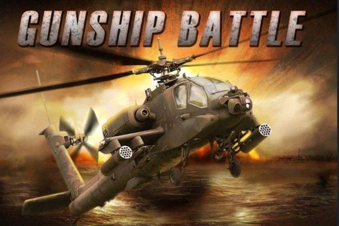 gunship battle mod