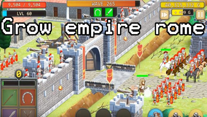 grow empire rome