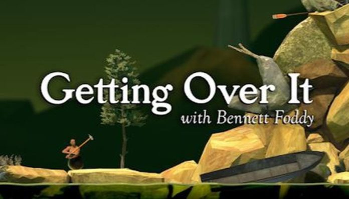 getting over it скачать
