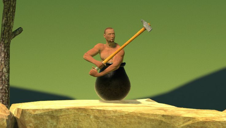 скачать getting over it на андроид