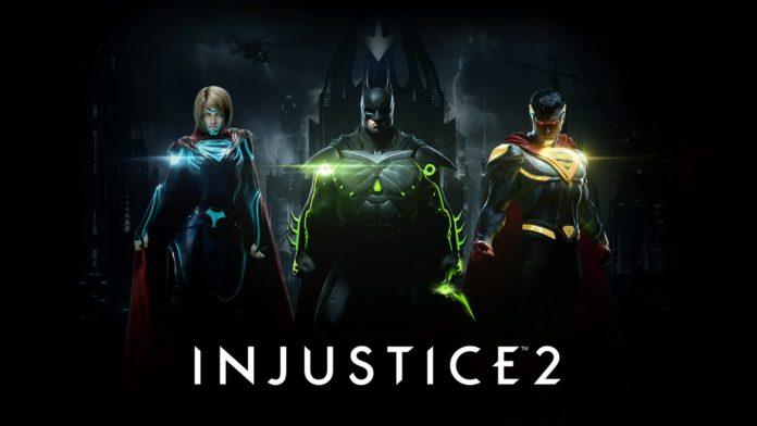 скачать injustice 2