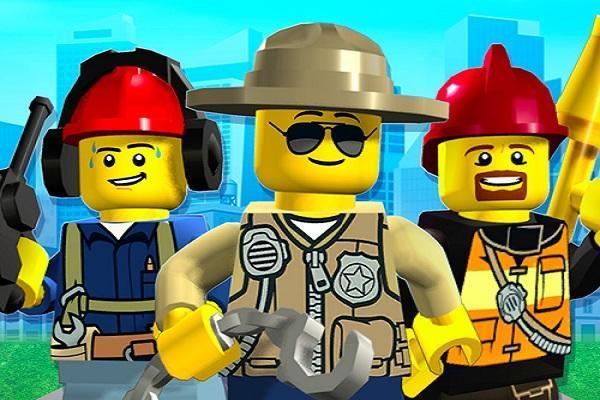 скачать lego city