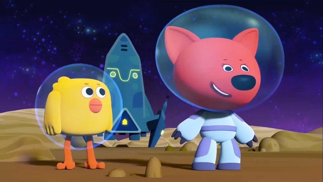 мимимишки в космосе взлом взломанная версия