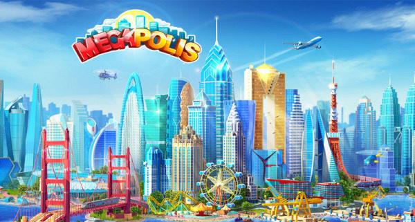 скачать взломанный мегаполис