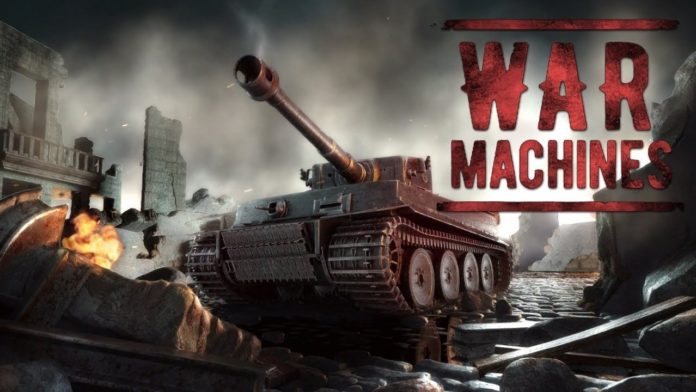 war machines взлом