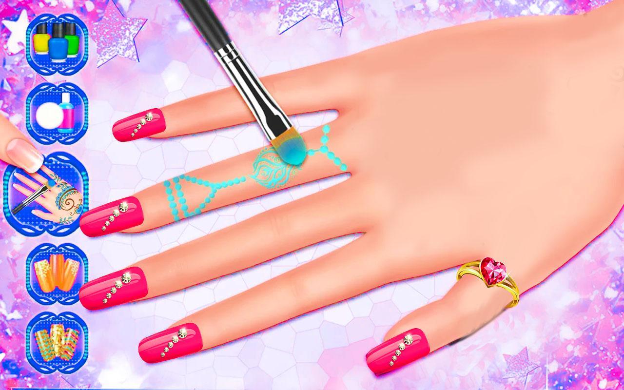 скачать acrylic nails