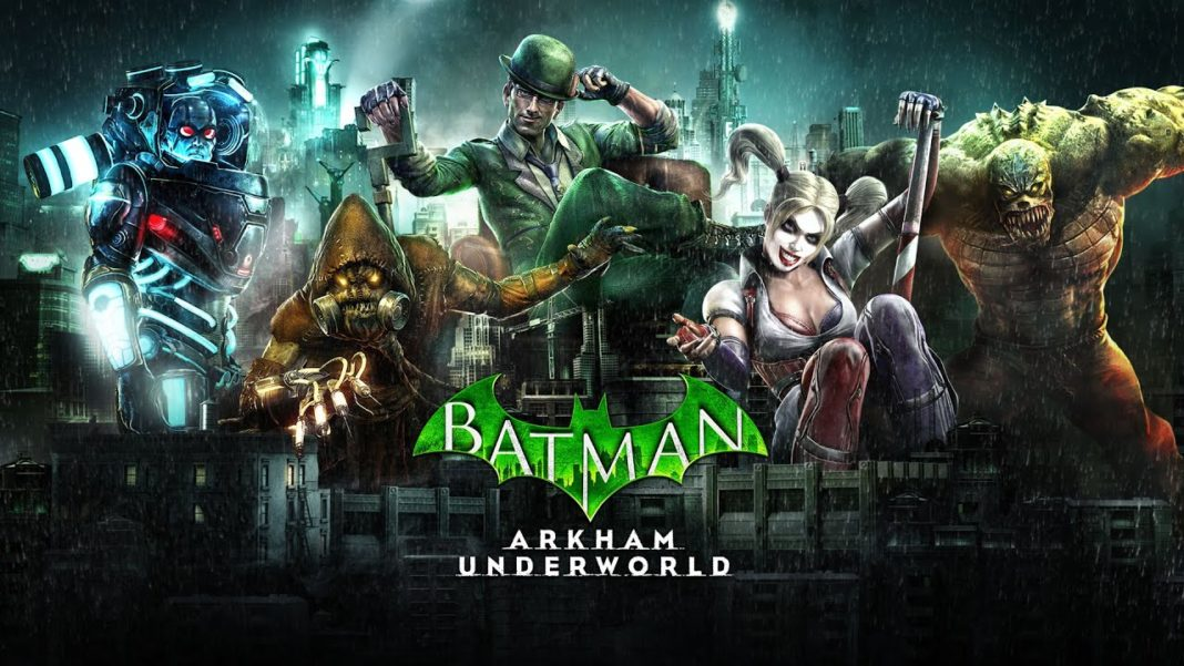 batman arkham underworld android