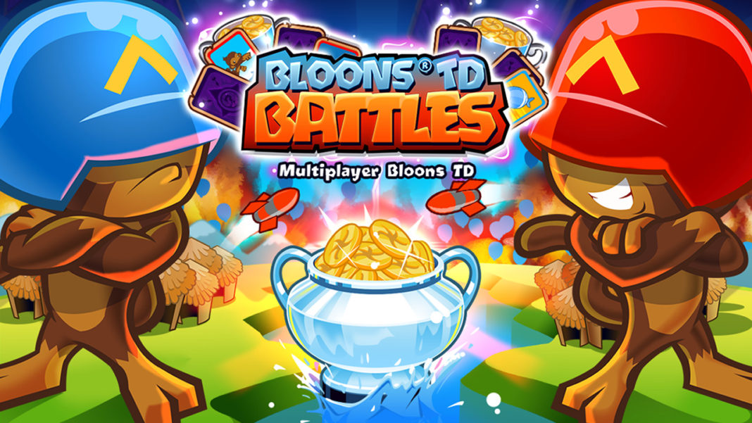 bloons td battles мод много денег