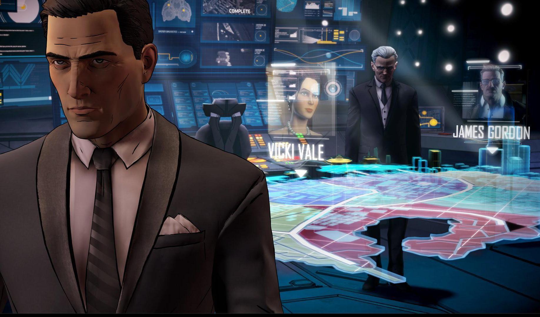 скачать batman the telltale series на андроид