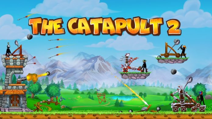 the catapult 2 взлом