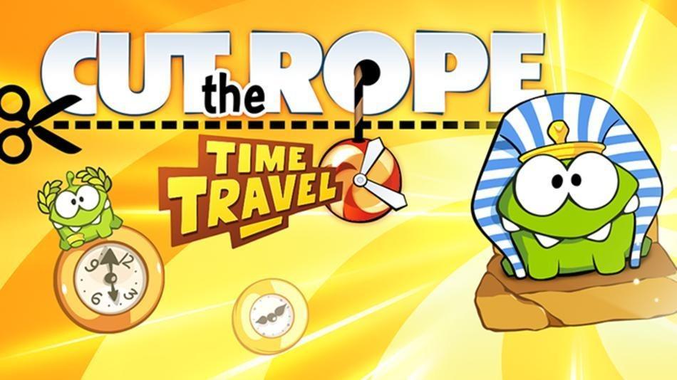 скачать cut the rope time travel