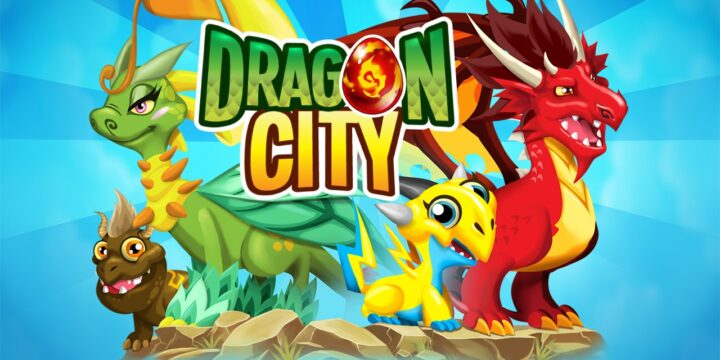dragon city взлом