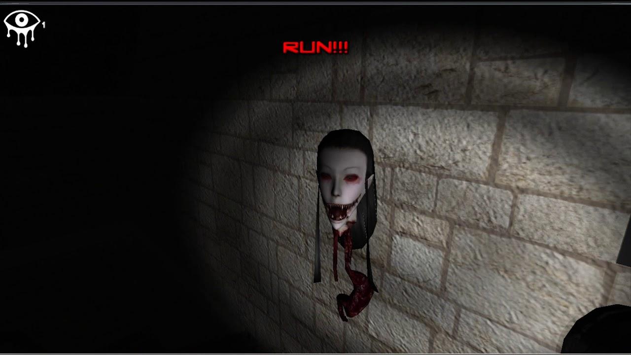 скачать eyes the horror game eyes взлом