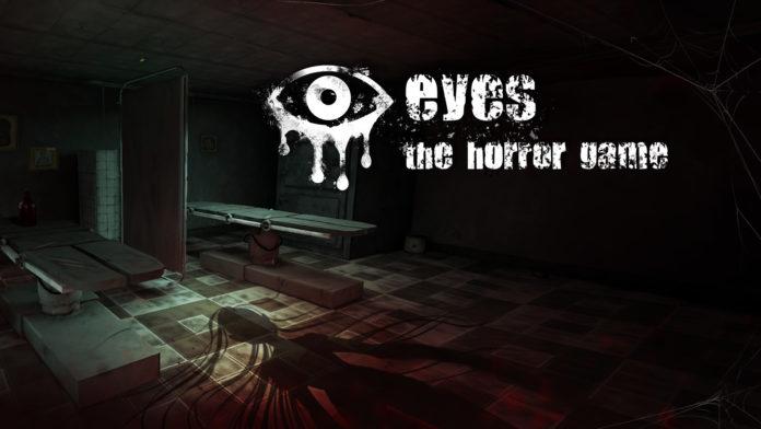скачать глаз ужаса