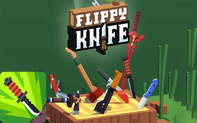 скачать взлом flippy knife